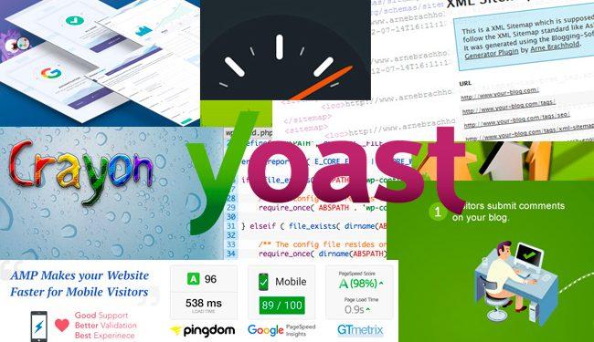 Mejores plugins Wordpress para mi Blog